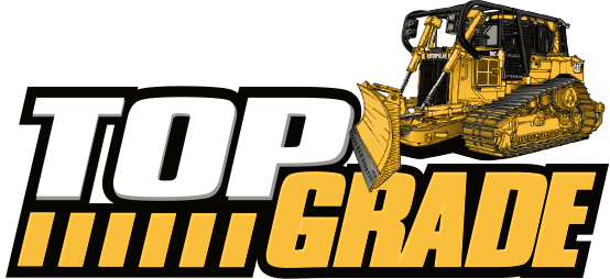 Top Grade Construction Logo