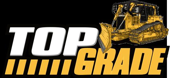 Top Grade Construction Logo